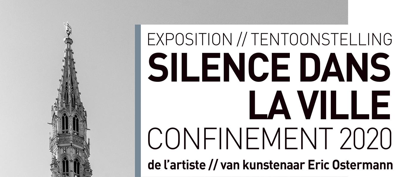 Exposition «Silence dans la ville» E.Ostermann